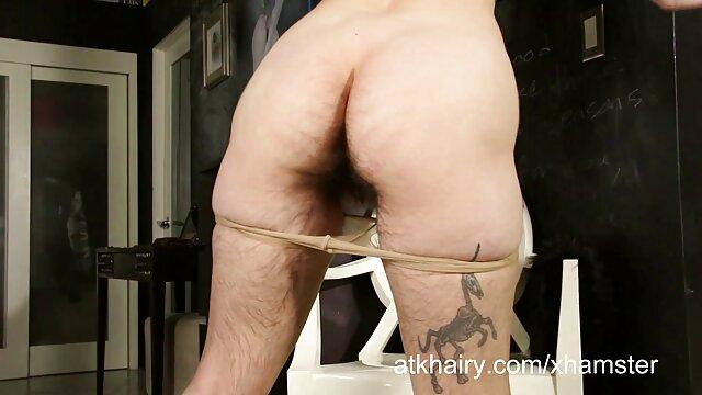 Asiatico Morgan megasesso doppia penetrazione Lee servire Sushi su lei corpo